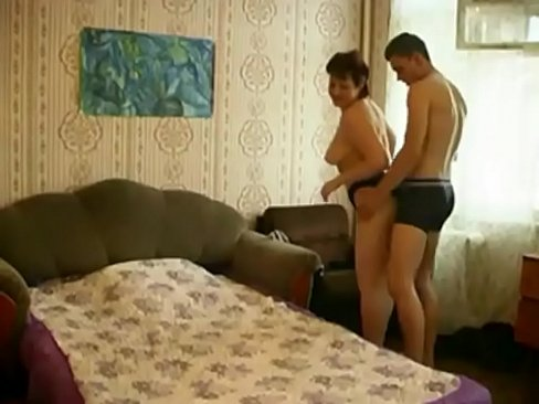 Hot Mom Gets Fucked By Son