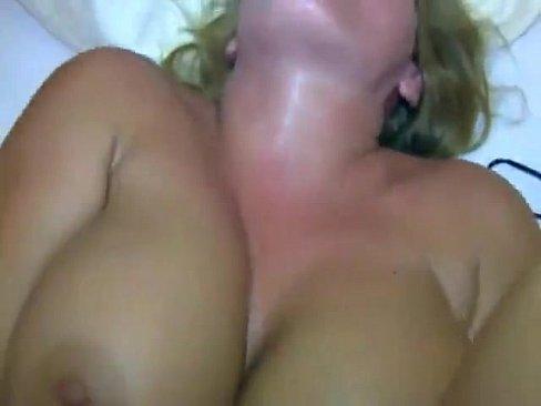 Milf anal sex screams