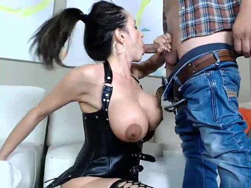 Bbw ariella fucked in the ass