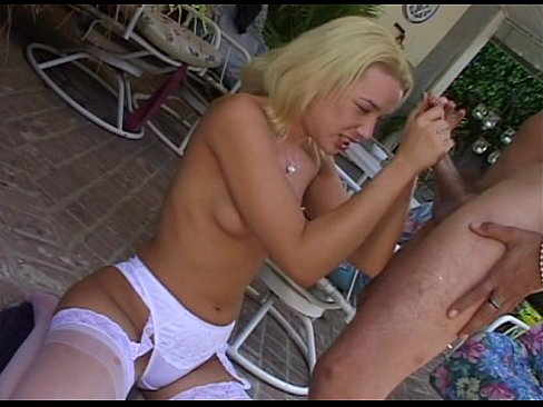 Blondes and blowjobs