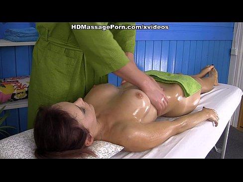 Molto private di massaggio, calda, Olivia scena 2