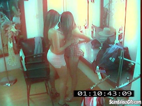 Порно с видеонаблюдения