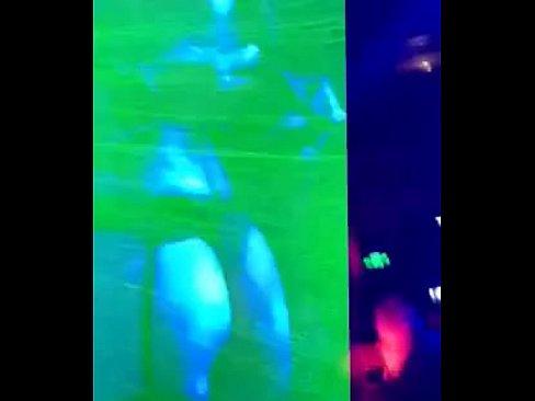 Chinese nightclub sexy girls dance