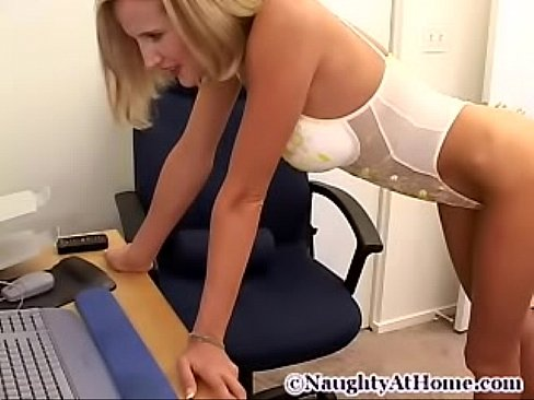 Milf desirae spencer naughty at home