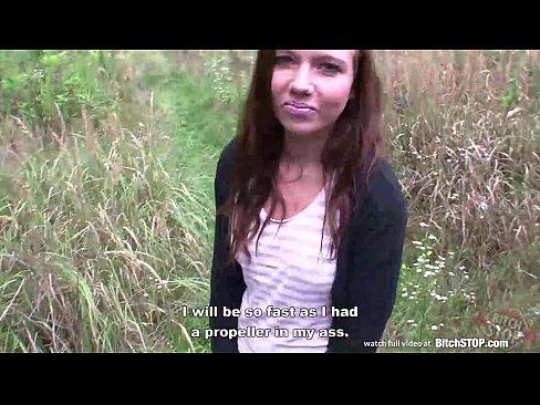 Bitch STOP - Czech girl with cute face - XNXX.COM