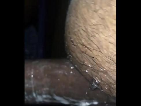Wet Creamy Ass