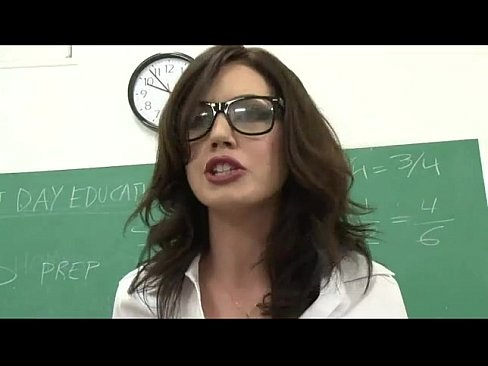 Milf Teacher Bangs Student