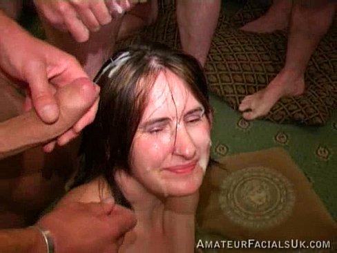Amateur facials uk sophie