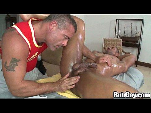 Sexy naked gay men having sex