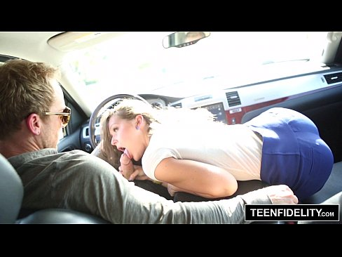 Gif with twins share and share alike a blowjob synchronized