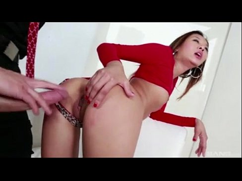 Asian and discreet native american bares all nude