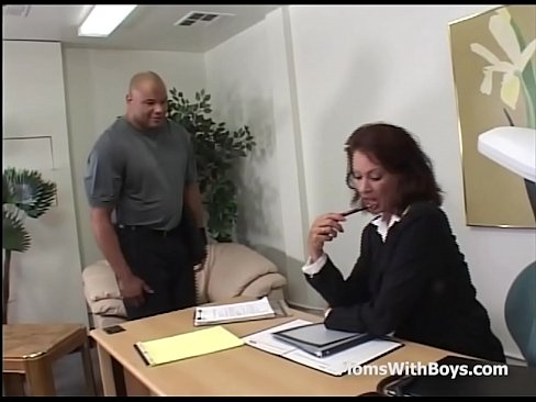 Matures office fucking