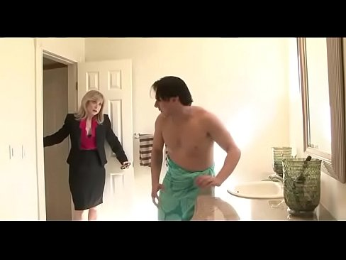 Latina Milf Fucks Sons Friend