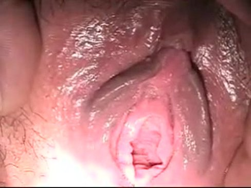 Masturbating mature asian