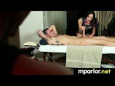 Massage Parlor Fuck Bbc