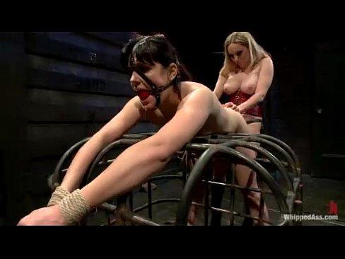 Lesbian Bondage First Time