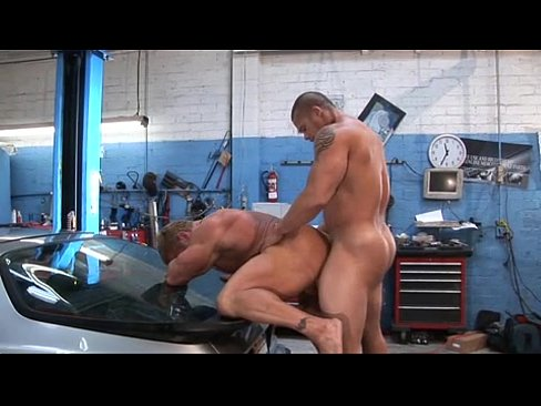 Bareback gang bang trailer