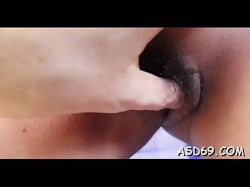 Asian blowjob and one-eyed monster ride