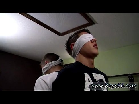 Blindfolded sex tube