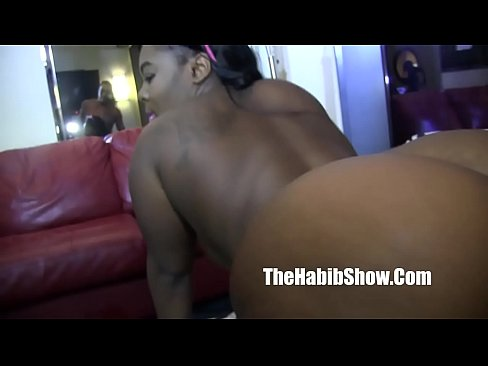 thick n sexy phatt Ambitious Booty fucked by king kreme