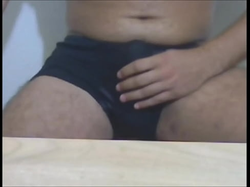 Hardcore Pillow Humping Male