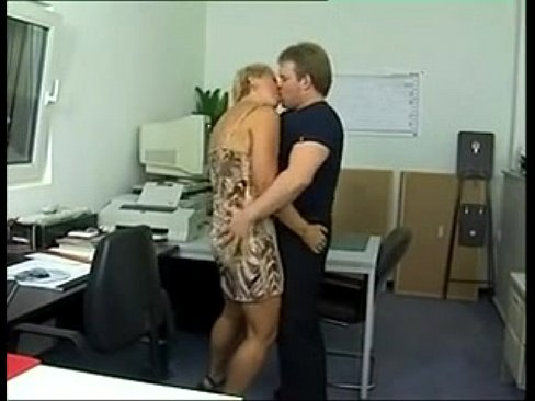 Fuck mature office