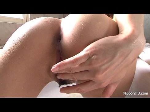 self Girl fingering her