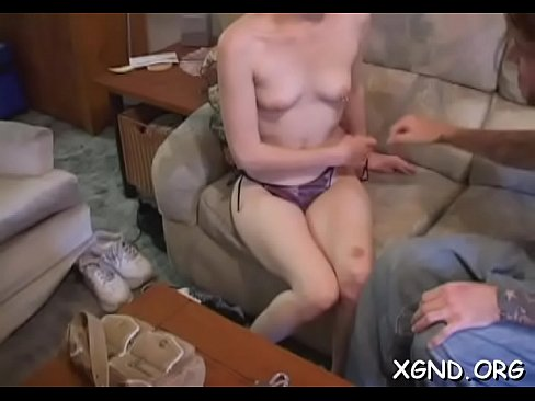 Girl gets stretched out