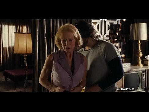 Helen mirren uncensored sex clips