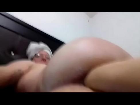 metiedose dildo por el culo