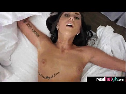 Hot Sexy Cute GF Perform Amazing Sex On Tape (london lynn) vid-21