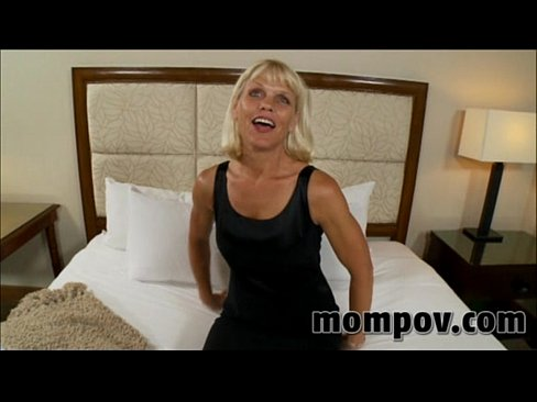 Blond mature fuck