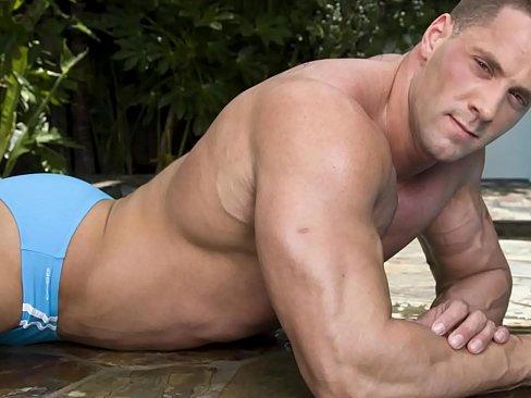 Matthew Rush Gay Pornstar Kissing