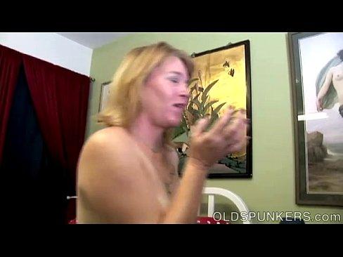 Nude wife stimulating