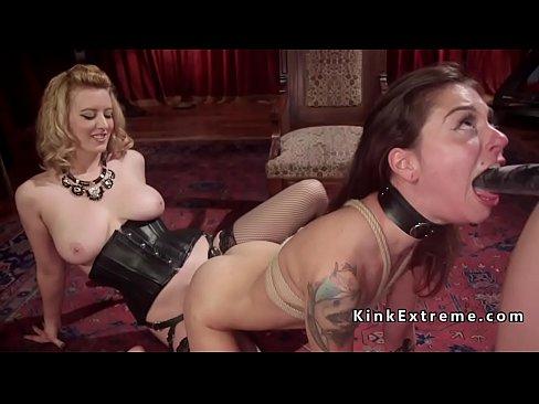 Big Tit Lesbian Milf Threesome
