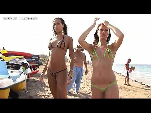 Hot Public Beach Fucking
